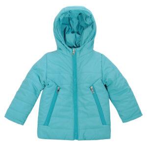 Куртка 20429 голубая