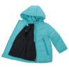 Куртка 20429 блакитна 16303