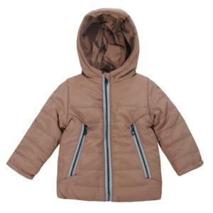 Куртка 20429 коричневая
