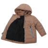 Куртка 20429 коричнева 16255