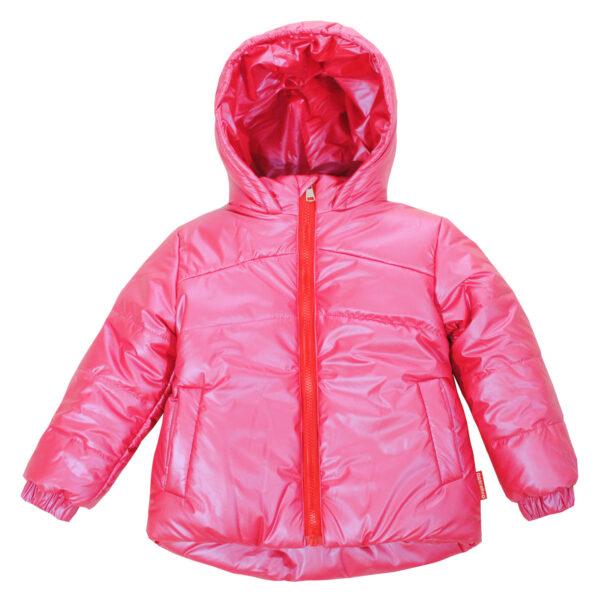 Куртка 20441 рожева