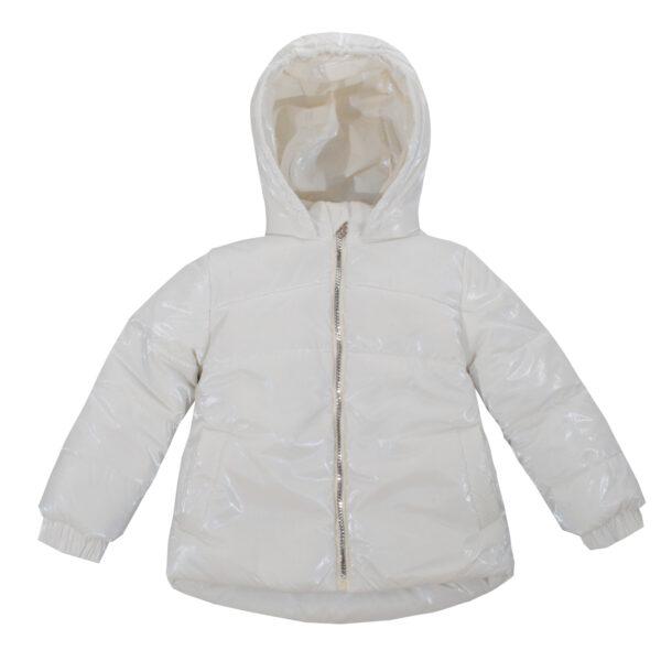 Куртка 20441 біла