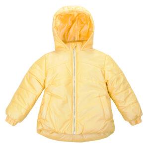 Куртка 20441 желтая