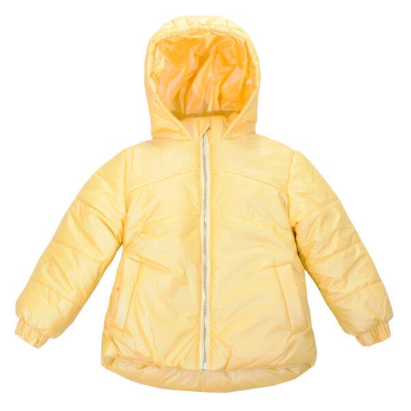 Куртка 20441 жовта