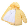 Куртка 20441 жовта 16286