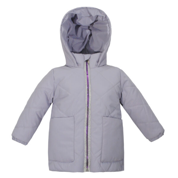 Куртка 22459 сиреневая