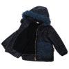 Куртка 22641 синяя 16469