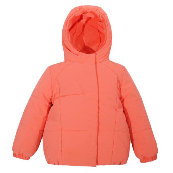 Куртка 22745 персикова