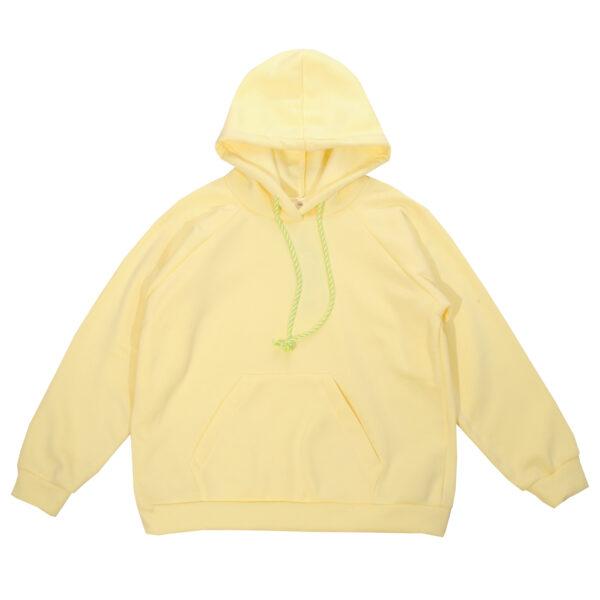 Кофта 555164 желтая
