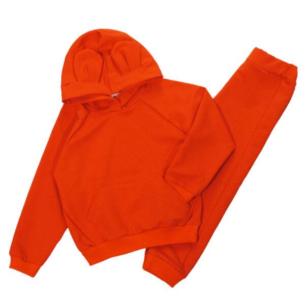 Костюм 555206-555207 оранжевый