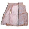 Жилет 72100 розовый металлик 16034