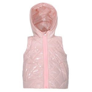 Жилет 7296 рожевий