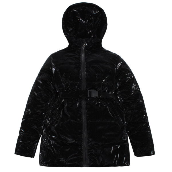 Куртка 20443 чорна