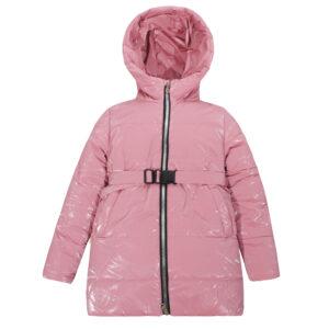 Куртка 20443 рожева