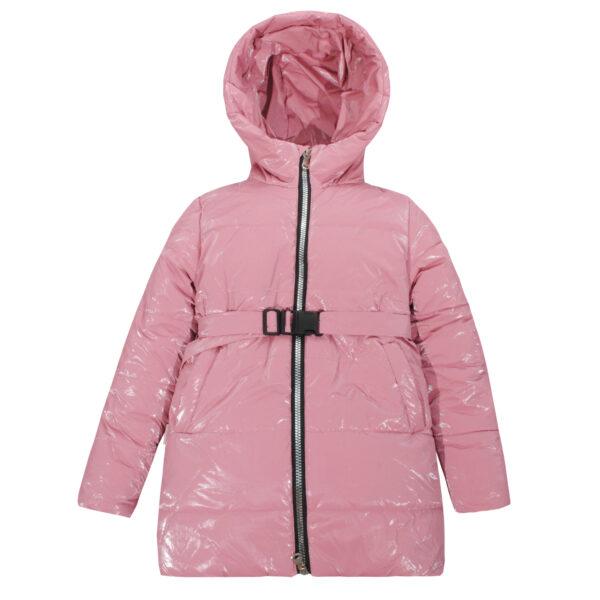 Куртка 20443 розовая