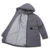 Куртка 20443 сіра 16904