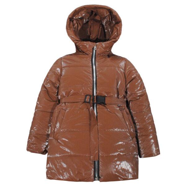 Куртка 20443 коричнева