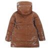 Куртка 20443 коричнева 16865