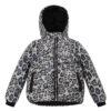 Куртка 22462 серая