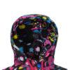 Куртка 22509 кольоровий принт 16811