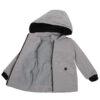 Куртка 22510 серая 16666