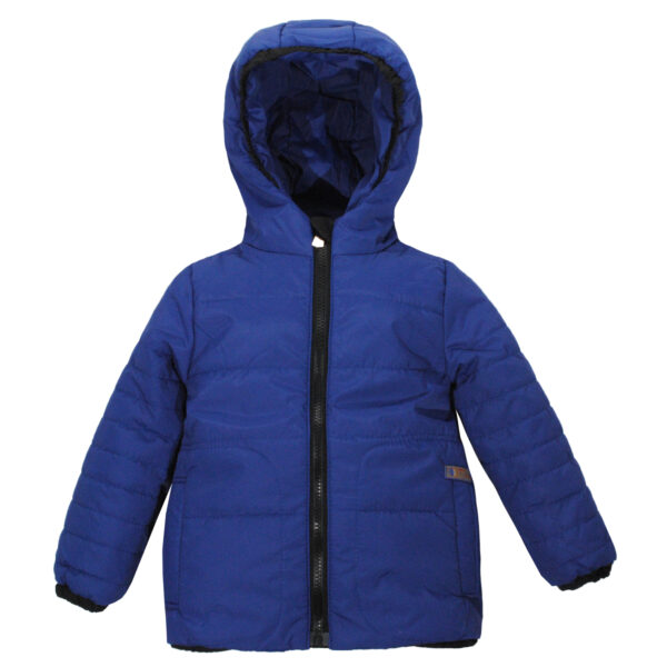 Куртка 22543 синя