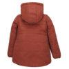Куртка 22561 коричнева 16604