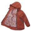Куртка 22561 коричнева 16607
