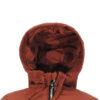 Куртка 22561 коричнева 16613