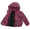 Куртка 22565 синьо-рожева 16538