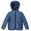 Куртка 22597 синяя