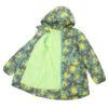 Куртка 22651 кольоровий принт 16776