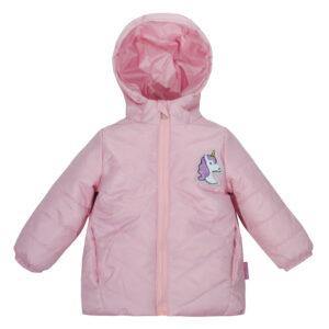 Куртка 22722 рожева