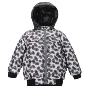 Куртка 22276 серая