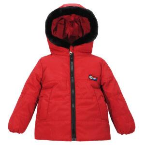 Куртка 22623 красная