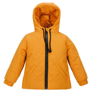 Куртка 22676 горчичная