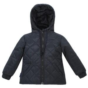Куртка 22676 темно-синяя