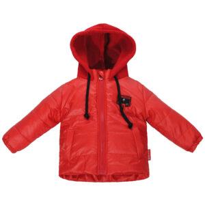 Куртка 22729 красная