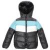 Куртка 22739 чорная