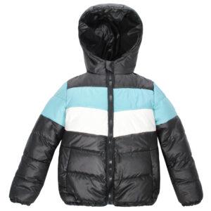 Куртка 22739 чорна