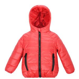 Куртка 22746 красная