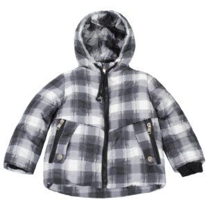 Куртка 20379 серая