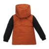 Куртка 22415 коричнево-черная 18337