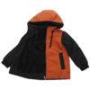 Куртка 22415 коричнево-черная 18340