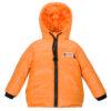 Куртка 22630 помаранчева