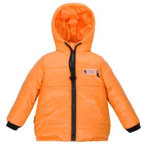Куртка 22630 оранжевая